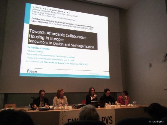 Paris Conference presentation