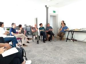 INURA workshop Zurich