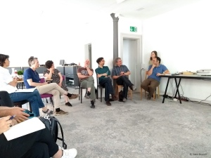 INURA workshop Zurich